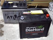 バッテリーが上がった!>>交換