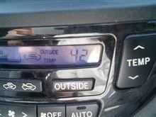 暑いですねえ!