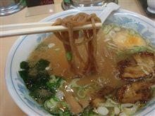黒豆薬膳ラーメン(万楽)
