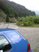 山梨県の丹波山村へドライブ