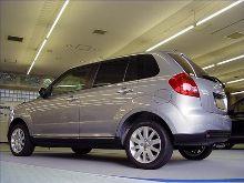 マツダ・ベリーサ:社内事情から生まれた車