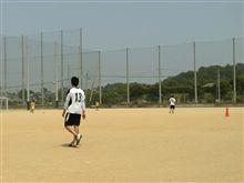 サッカーしてきました。