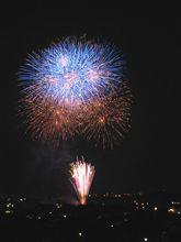 鮎祭り花火大会
