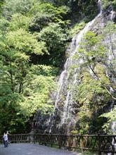 滝でリラクゼーション②