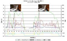 R-VIT i-colorでの解析 銀線プラグアースもどき