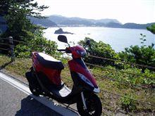 海沿いツーリング 城崎-竹野-神鍋