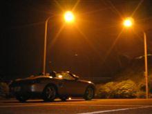 夕涼み箱根ドライブ