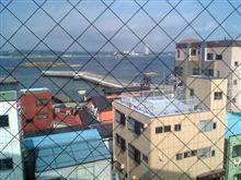 日間賀島に海水浴