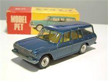 60年代ミニカー:トヨペット マスターライン