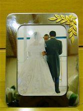 結婚記念日。