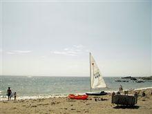 入水:060819三浦・和田長浜
