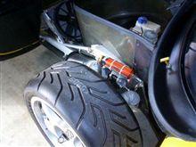 フェラーリに装着するタイヤ(完結)