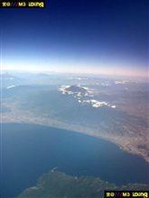 富士山を上から見る(2)