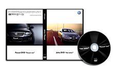 VW、ジェッタ・パサートDVDプレゼント