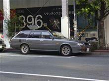 街で見かけた気になる車7