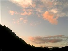 2006.09.24の夕空①