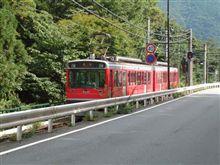 箱根登山と競争