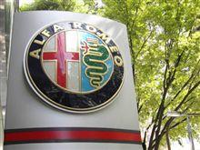 新宿(ALFA ROMEO) & 青山(BMW)