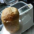 パンを焼いてみました