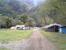 陸上部合宿でトレイルRUN