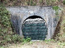 廃トンネル散策