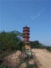 天林寺サイクリング