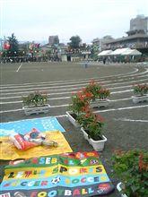小学校1年生の子供の運動会
