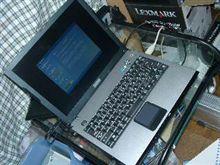 ジャンクパソコン再生計画