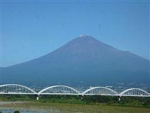 富士山(新幹線から)