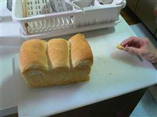 パン、焼き上がりました~!!\(*´▽`*)/