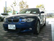 BMW 130i Mスポーツ試乗♪