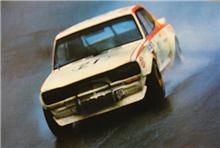 運命 GT-R 50勝とロータリーの逆襲