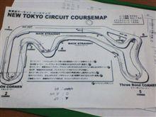 新東京サーキットでカートレッスン第2回目