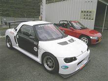 2006 K-CARスペシャルミーティングinセントラル 秋 練習日篇
