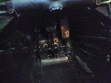 F3000のペダルはこうなっています~。