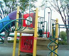 公園3箇所ハシゴ