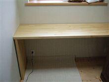 机、組み立てました。 (^^)