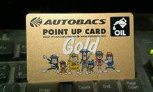 ゴールドカードですよ(´0ノ`*)オーホッホッホ!!