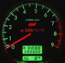 88888kmを達成しました