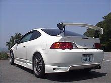 車両盗難事件報告(インテRDC5)神奈川県です。