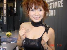 AUTO GALLERY TOKYO 2002 ~ ハイ!ポーズ!