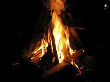 焚き火キャンプレポ