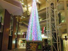 霞城セントラル 「ビッグクリスマスツリー」