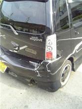 交通事故。