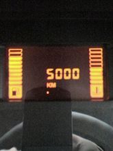 5000km