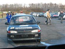 低燃費5時間耐久レース 参戦記(ピットイン)