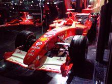 ケータイカメラでFerrari F1 を・・・