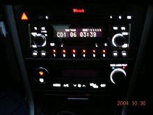 オーディオ・エアコンLED変更(3回目)