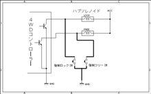 JBボタントランスファ用ハブコントローラ