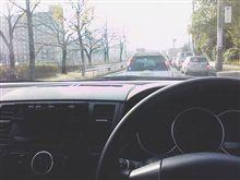 社用車でドライブ6